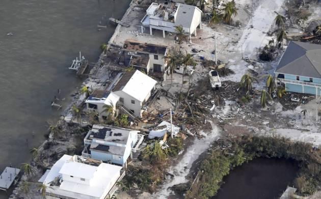 Hurricane Irma: Battered Florida tries to assess scope of destruction