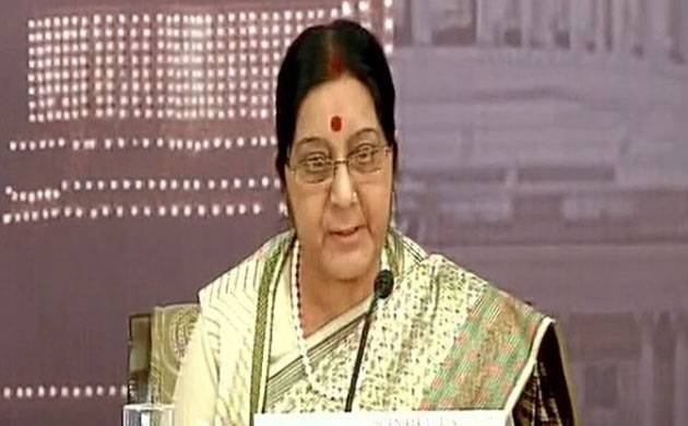 Sushma Swaraj: Evacuation of Indians from hit Sint Maarten a priority