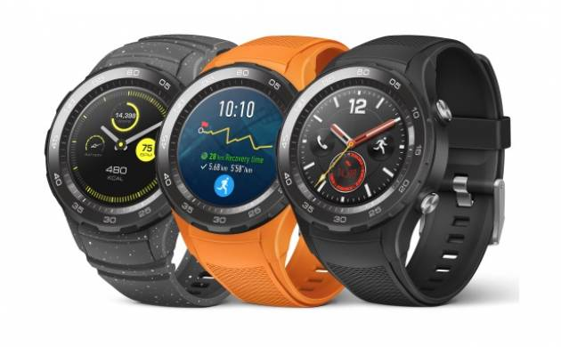 Huawei Watch 2 with built-in GPS Launched in India