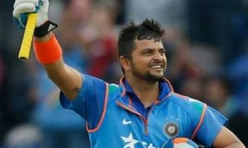 Cricketer Suresh Raina escapes unhurt in major driving accident in Uttar Pradesh
