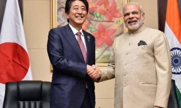 Shinzo Abe's Gujarat visit: PM Modi's roadshow with Japanese PM, bullet train inauguration on cards