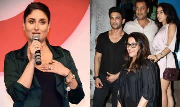 Kedarnath: Kareena Kapoor reacts to Sara Ali Khan's debut with Sushant Singh Rajput