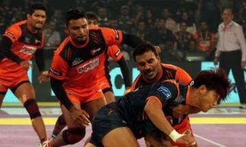 Pro Kabaddi League: Jang Kun Lee's late surge helps Bengal Warriors edge past Telegu Titans