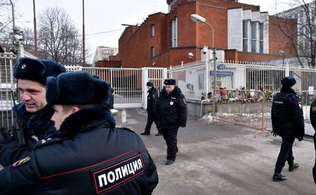 Russia: 10,000 people evacuated across Moscow over bomb threats (File photo)