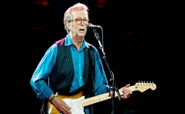 Eric Clapton has won an amazing 18 Grammy Awards and the Brit Award for Outstanding Contribution to Music (Agency image)