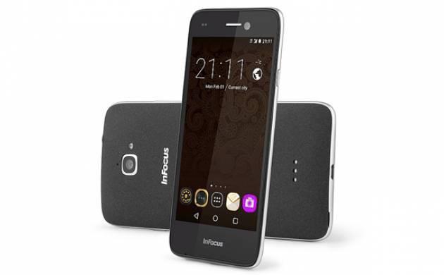 InFocus smartphones (file photo)
