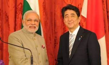 PM Modi, Shinzo Abe will launch India's first bullet train project in Ahmedabad today