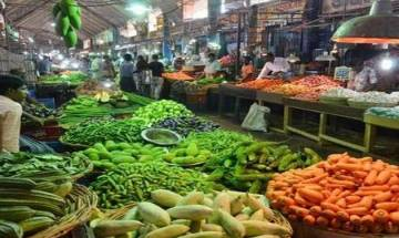 WPI inflation rises sharply to four-month high 3.24 per cent in August
