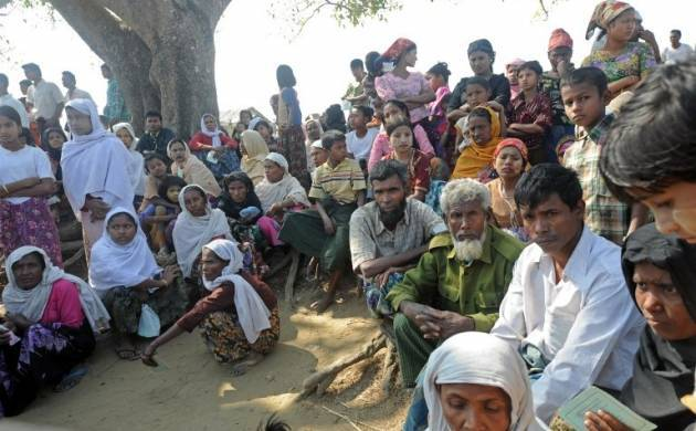 MHA refutes reports of Centre filing affidavit in SC against Rohingyas (File photo)