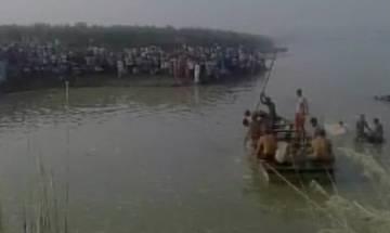 25 die in two separate tragic incidents in rivers Yamuna, Ganga