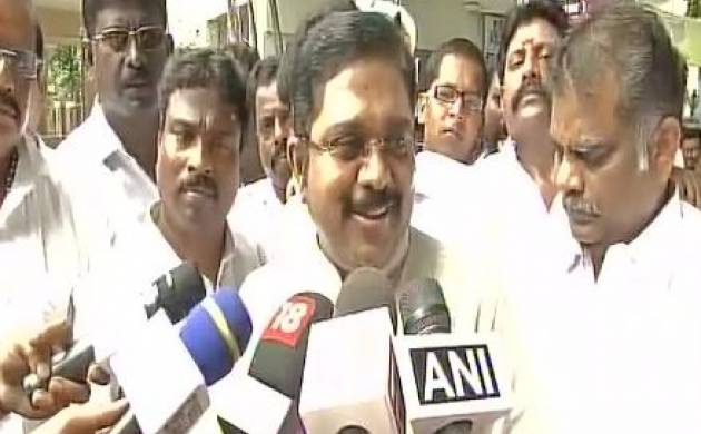 Dhinakaran: Will approach court if Speaker disqualifies supporting MLAs (Photo-ANI)