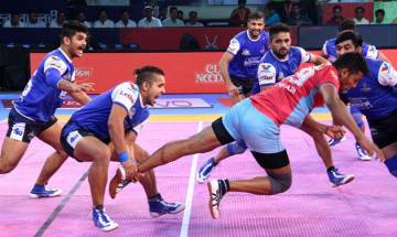 Pro-Kabaddi League 2017: Jaipur Pink Panthers display amazing comeback, draw match with Haryana Steelers