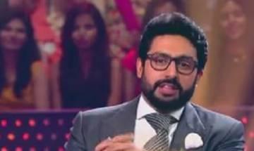 Kaun Banega Crorepati season 9: Abhishek Bachchan asks father Amitabh Bachchan to take hot seat