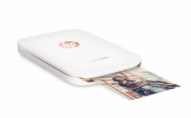 HP launches pocket size photo printer at Rs 8,999