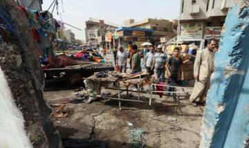 74 people, including seven Iranians, killed in Iraq attack claimed by IS