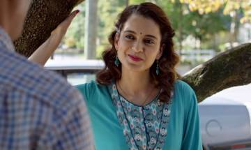 Kangana Ranaut calls for equality in society, says she isn't a man-basher
