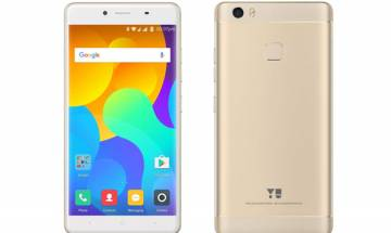 Yu Yureka 2 with 4 GB RAM, 64 GB internal memory launched in India; Know price, specifications