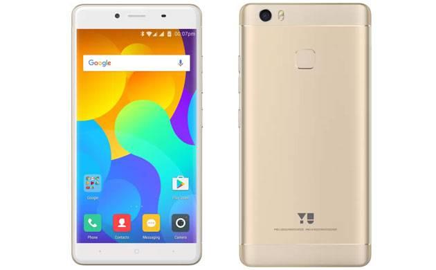 Yu Yureka 2 with 4 GB RAM, 64 GB internal memory launched in India (Source: Flipkart)