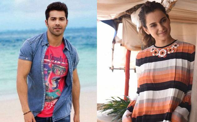 Varun Dhawan supports Kangana Ranaut on her nepotism comments against Karan Johar, says 'she's right to an extent'