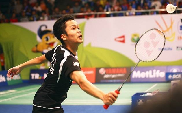 Anthony Ginting - File Photo