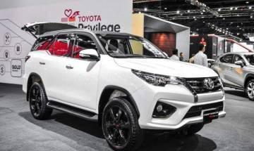 Toyota launches Fortuner TRD Sportivo; know all about price and features of latest model