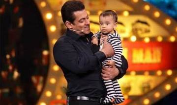 Must see: Mamu Salman Khan shares another adorable picture of nephew Ahil