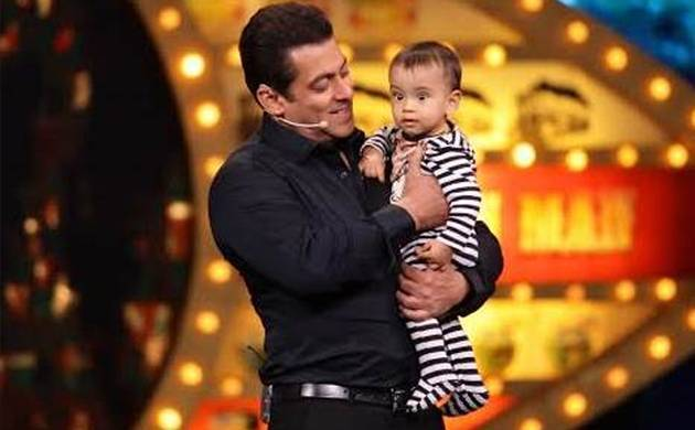 Salman Khan shares adorable picture of nephew Ahil