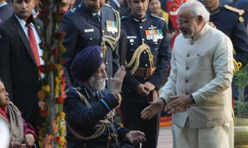 President Kovind, PM Modi offer condolences on Indian Air Force Marshal Arjan Singh's death; hail his role in 1965 war