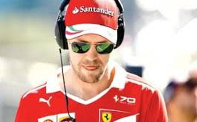 Singapore Grand Prix: Sebastian Vettel gets out of race after crash (Image: PTI)