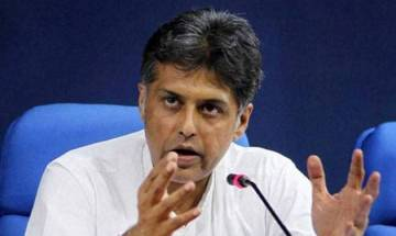 Congress leader Manish Tewari makes abusive remarks against PM, BJP demands apology from Sonia Gandhi