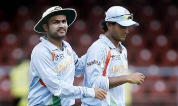 Sourav Ganguly denies saying Virender Sehwag spoke foolishly on coaching job