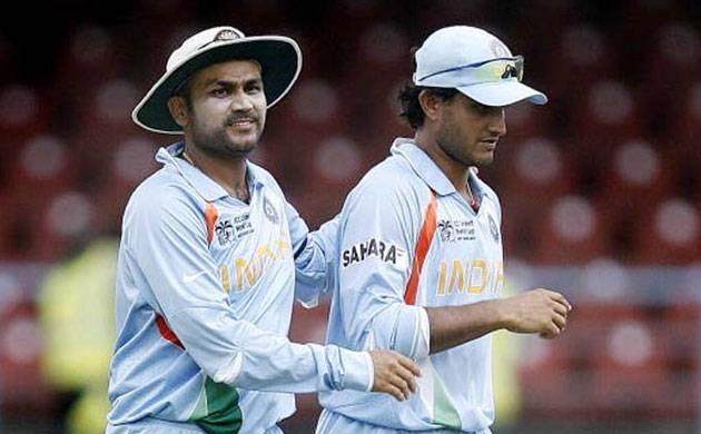 Sourav denies saying Sehwag spoke foolishly on coaching job (Image: PTI)
