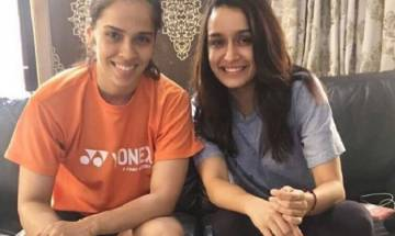 Shraddha Kapoor spends some gala time with Olympian Saina Nehwal and her family (see pics)