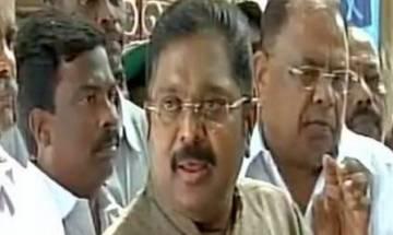 AIADMK row: Dhinakaran demands Palaniswami's resignation, says 'he is CM because of Sasikala'