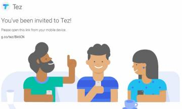 All about Google Tez, a UPI based wallet and payments app