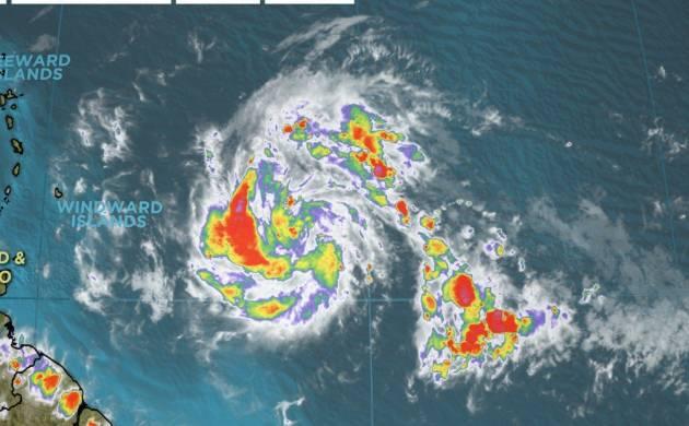 Hurricane Maria set to hit Irma-torn Caribbean