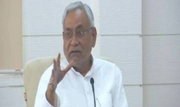 Parivarwad is acceptable in Indian politics not true, says Bihar Chief Minister Nitish Kumar