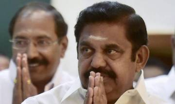 TN CM K Palanisami accuses Dhinakaran of colluding with DMK to topple his government