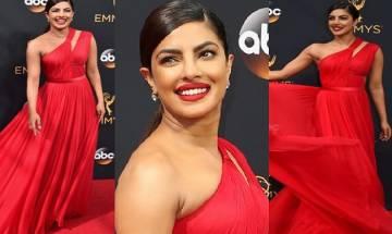 Priyanka Chopra becomes 'Priyanka Choppa' at 69th Emmy Awards, watch video
