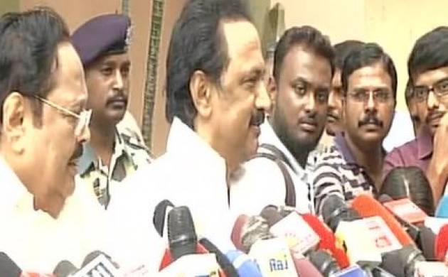 DMK leader Stalin on disqualified AIADMK MLAs: 'Speaker has done deliberately to reduce majority of Assembly'