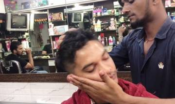 Beware, neck massage at barber shop may leave you paralysed