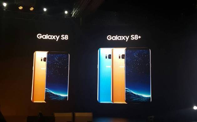 Navratra Special Offer: Samsung Galaxy S8, S8+ price cut by Rs 4,000 (File Photo)