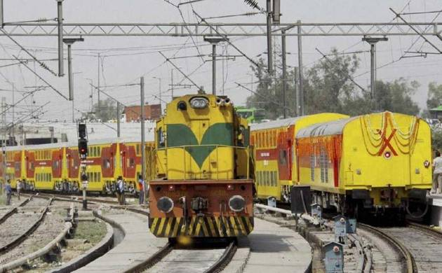 Indian Railways announces 1 lakh job openings in safety-related posts (File/PTI)