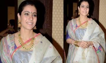 Actress Kajol too excited to welcome Goddess Durga this Navratri