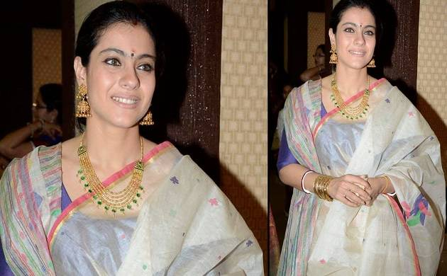 Actress Kajol too excited to welcome Goddess Durga this Navratri