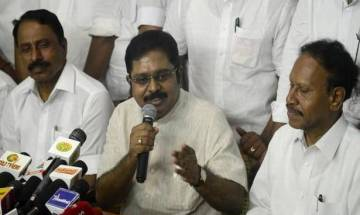 Relief to Dhinakaran as Madras HC extends stay order on floor test in TN Assembly