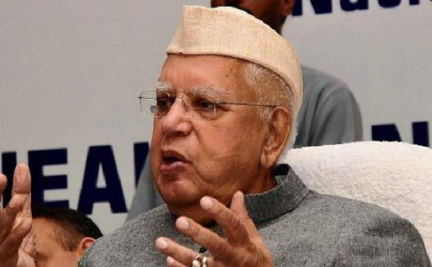 Former UP Chief Minister and BJP leader ND Tiwari suffers brain stroke, hospitalised