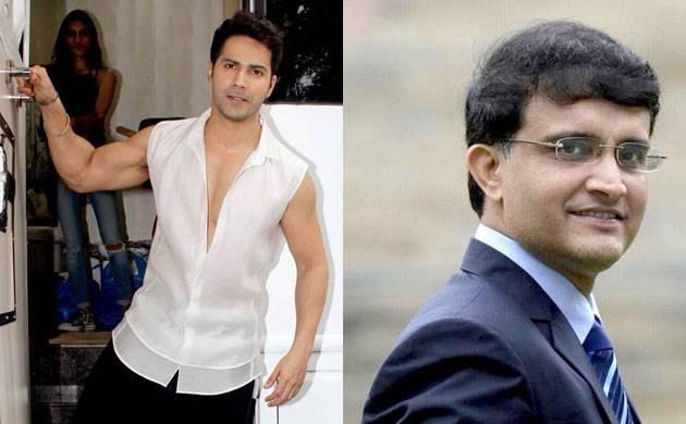 Judwaa 2: Varun Dhawan makes Saurav Ganguly shake a leg on 'Oonchi Hai Building' (watch video)