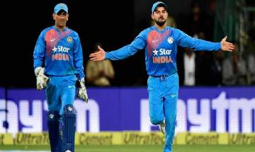 Stump mic reveals how MS Dhoni continues to lead team India