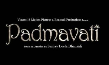 Padmavati: Ranveer Singh unveils first look of Sanjay Leela Bhansali's directorial